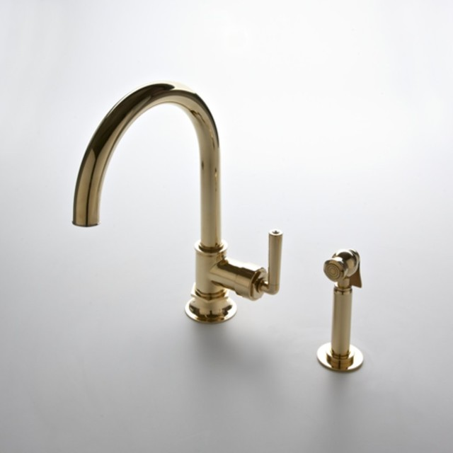 Commerical Kitchen Faucet With Sprayer
