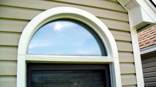 Half Round Window Trim Contemporary Windows Other