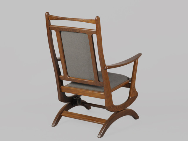 Midcentury Rocking Chair from Denmark - Modern - Rocking Chairs - new ...