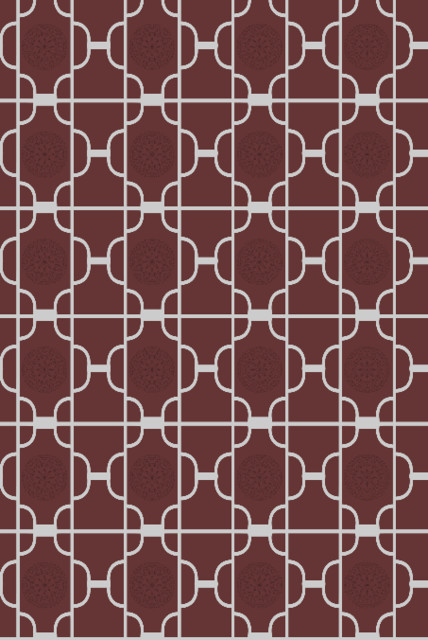 Moroccan breeze self adhesive wallpaper ruby wallpaper for Moroccan wallpaper uk