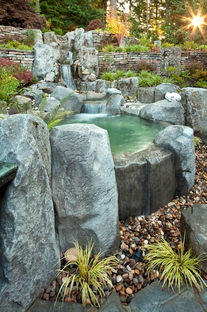 Pools Hot Tubs Water Features