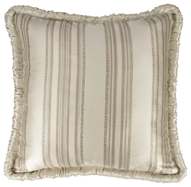 Decorative Victorian Pillows : Austin Horn Classics Hampshire Euro Pillow - Victorian - Decorative Pillows - by Sherry Kline ...