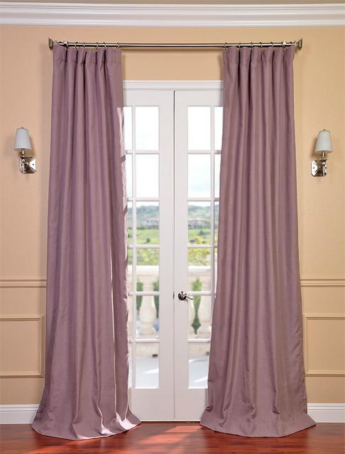 Medallion Grommet Top Window Curtain Panel Pair