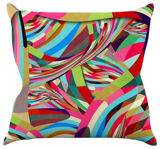 Fun Decorative Throw Pillows : Danny Ivan