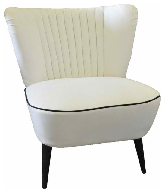 Retro Club Chair Eclectic Armchairs and Accent Chairs