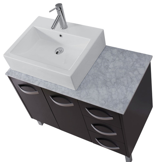do you sell vanities without sinks