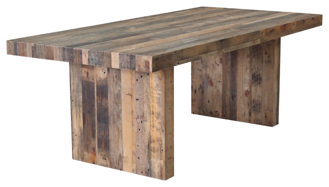 Terra Nova Dining Table Rustic Pine Rustic Dining Tables By CDI