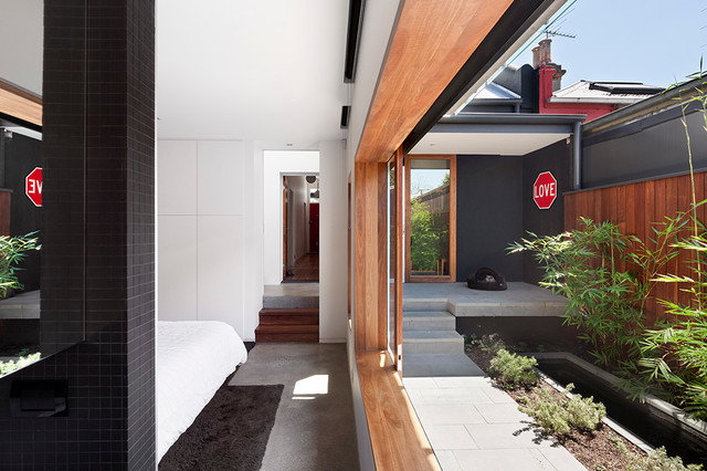 M House Melbourne Contemporary Melbourne Av A'arkate'kt A'arkate'kt
