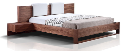 Bay collection queen bed by talenti casa more info for Height of platform bed