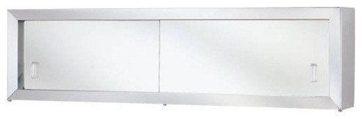 Cosmetic Box With Mirror Door 30 In. - Contemporary - Medicine Cabinets - by GB Industrial Direct