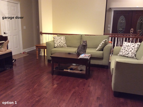 Need Help For Living Room Furniture Placement
