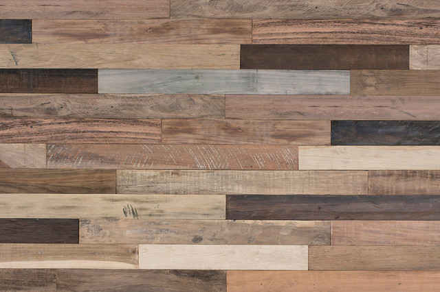 Reclaimed Wood Wall Panels - Rustic - Wall Panels - by CWP ...