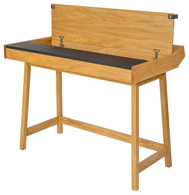 Bureau scriber contemporain meuble bureau et for Meuble bureau contemporain