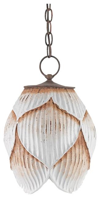 currey and company thalia antique white pendant beach style pendant lighting antique white pendant lighting