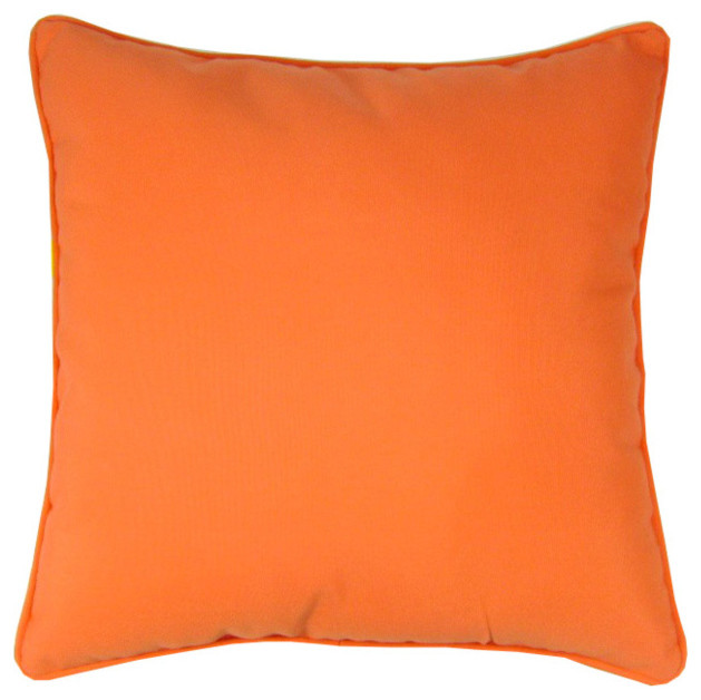 Sunbrella Indoor/Outdoor Pillow - Contemporary - Outdoor Cushions And Pillows - by lava