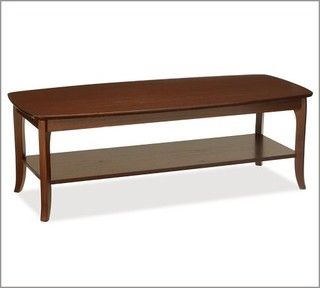Chloe Coffee Table | Pottery Barn - Traditional - Coffee Tables - by Pottery Barn