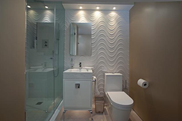 Manhattan redesign manhattan ny contemporary for Redesigning a bathroom