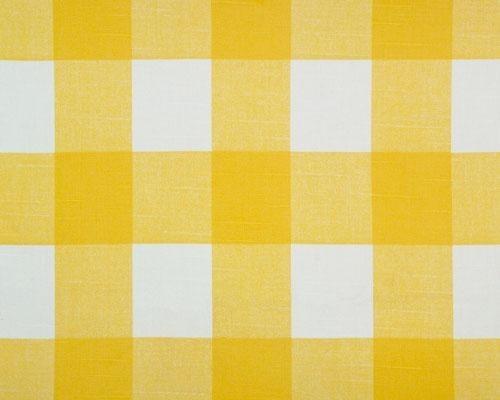 Upholstery and drapery fabric anderson corn yellow slub - Cortinas para casa de campo ...