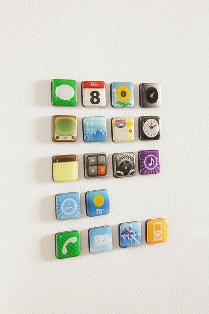 App magnets decoraci n del hogar de urban outfitters for App decoracion