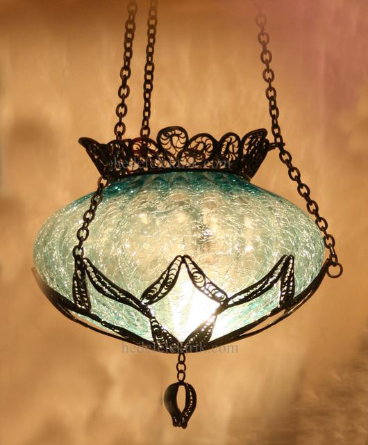 Mediterranean Style Lighting: Turkish Style Ottoman Pendant Lighting