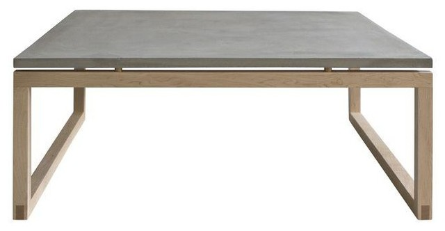 Dovetail Coffee Table Modern Coffee Tables By Chairish