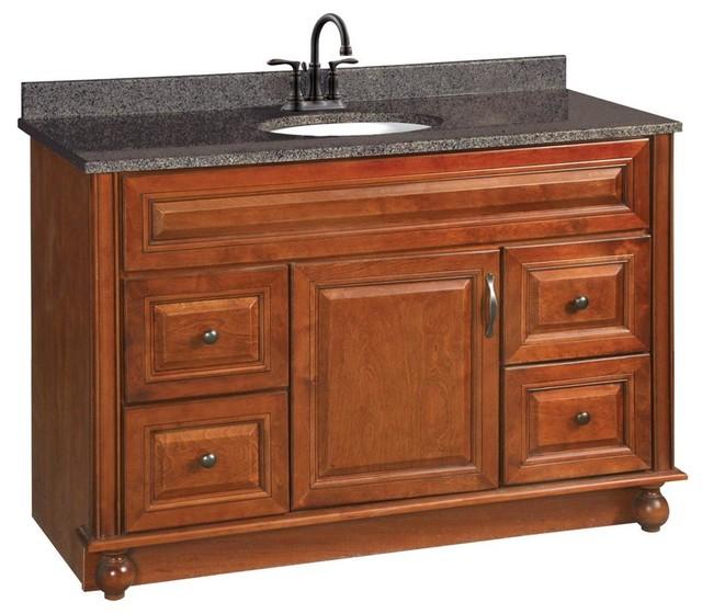 Popular Timber Bathroom Vanity  Taurus 1000  Traditional  Bathroom Vanities