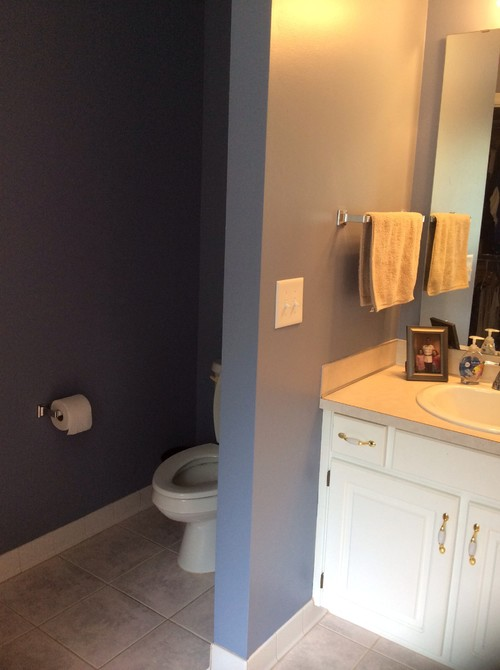 Master Bedroom Bath Paint Color