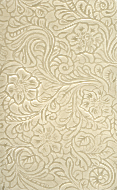 Tooled Leather - Traditional - Tile - nashville - by Red Rock Tileworks
