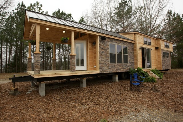Fyi Network Tiny House Nation 400 Sq Ft Vacation Home