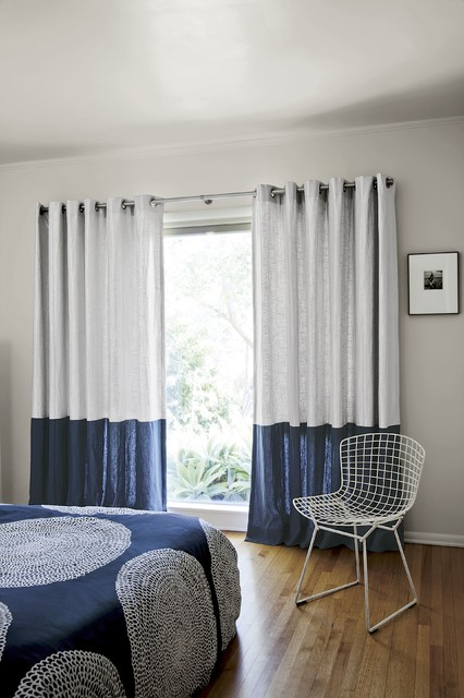 Smith and noble grommet drapery los angeles by smith Smith and noble