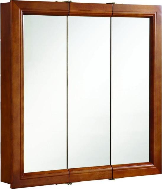 11-5667 Man 30X30 Medicine Cabinet - Contemporary - Medicine Cabinets