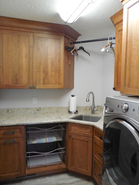 West Des Moines Remodel Transitional other metro by
