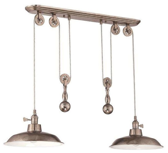Lighting P402 Island Light  Industrial  Kitchen Island Lighting