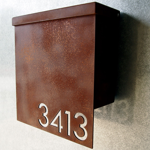 Address Plaques Modern Mailboxes Indianapolis By
