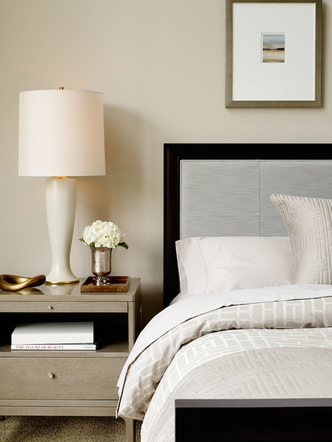 The barbara barry collection bedroom transitional by for Barbara barry bedroom furniture