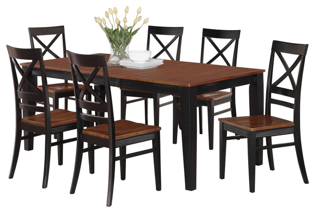 Corbet 5 Piece Formal Dining Room Set Contemporary Dining Sets By Dinet