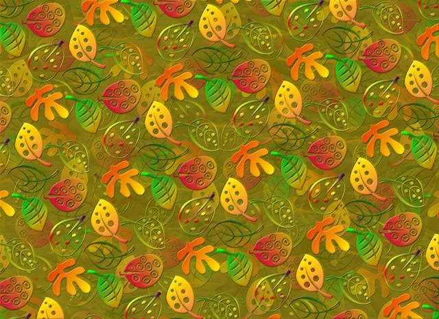 funky foliage autumn wall mural contemporary free shipping custom 3d funky fruits food wall mural