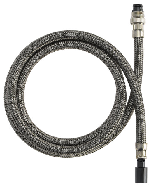 how to connect hose to sink
