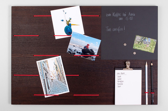 Pinnwand und memoboards for Pinnwand modern