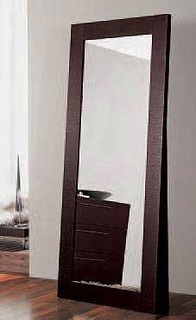 Soho Vertical Stand Alone Mirror By Doimo Modern