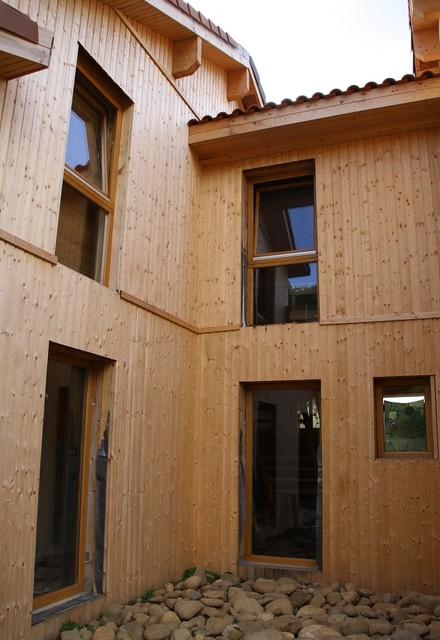 Construction de maison bioclimatique for Maison bioclimatique