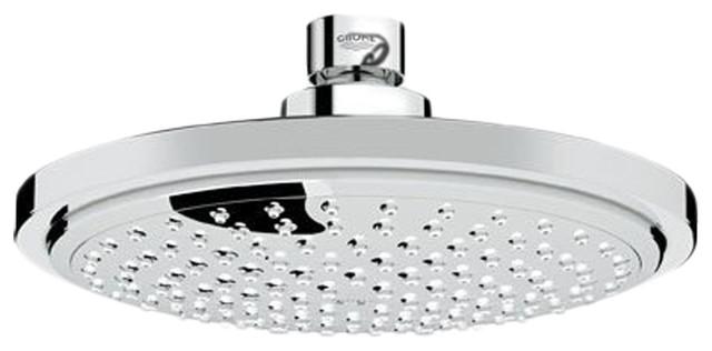 grohe 27808000 chrome euphoria shower head modern. Black Bedroom Furniture Sets. Home Design Ideas