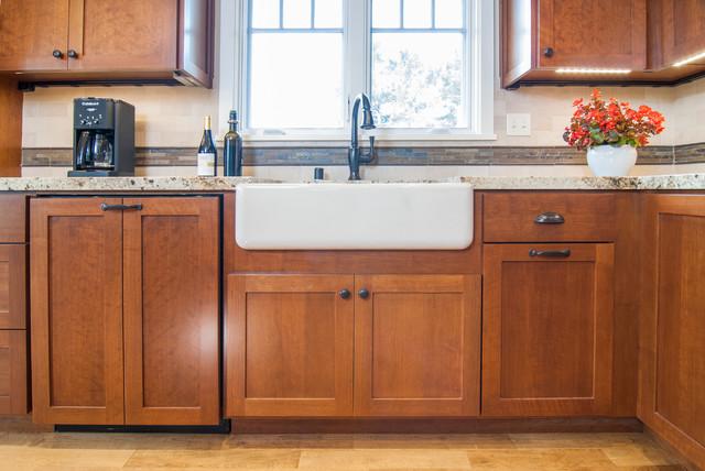 106 Homeowner Redwood City Craftsman Kitchen San Francisco By Pr