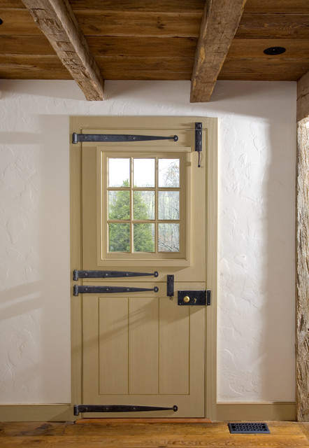 Dutch Door Traditional Front Doors Philadelphia By