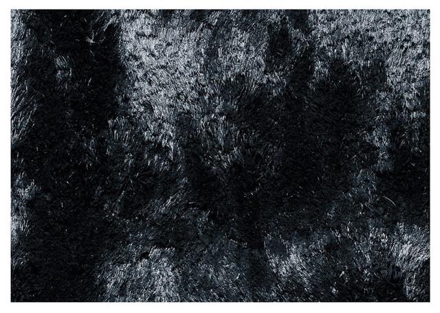 Grass black rug modern rugs los angeles by viesso for Modern rugs los angeles