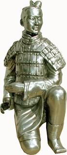 Sculptures d coratives en aluminium pour l 39 int rieur for Dekofiguren modern