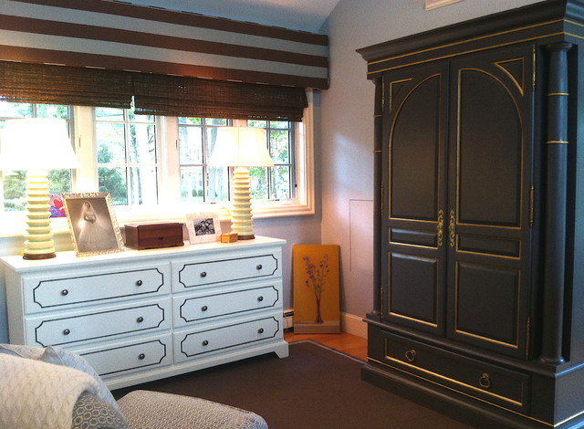 Refinished Furniture Eclectic Boston by Gray Sky Designs