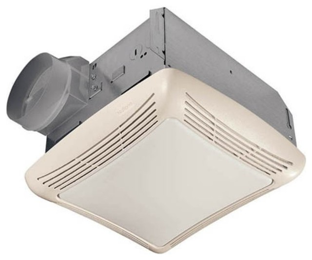 Http Www Houzz Co Uk Photos 25254268 Broan Nutone 769rft Bathroom Ventilation Fan Light 769rft Contemporary Home Electronics