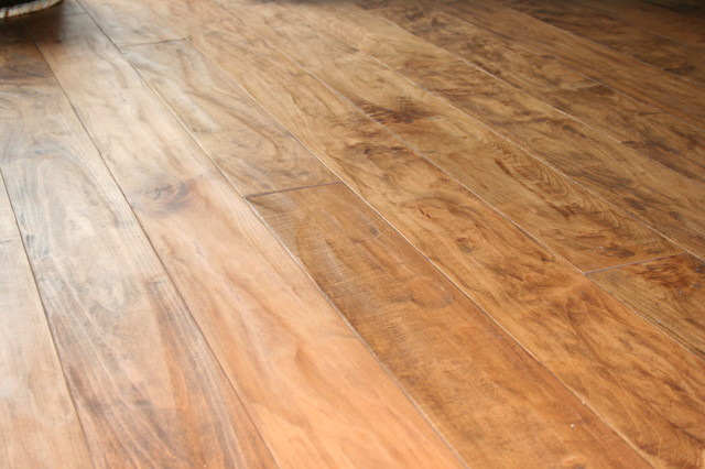 Pacific Coast Maple Modern Hardwood Flooring Vancouver By Wide Plank Hardwood Inc