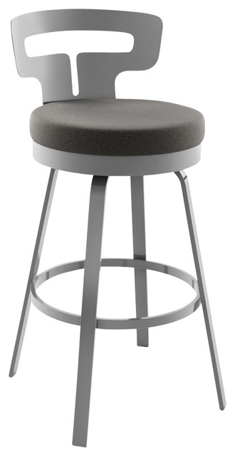 Amisco Times Swivel Barstool 41473 26 Quot Counter Height